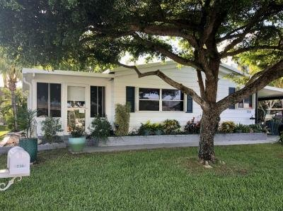 Mobile Home at 736 Sunny South Ave Boynton Beach, FL 33436
