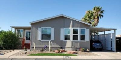 Mobile Home at 3411 S. Camino Seco # 216 Tucson, AZ 85730