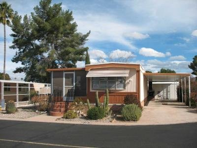 Mobile Home at 3411 S. Camino Seco # 235 Tucson, AZ 85730