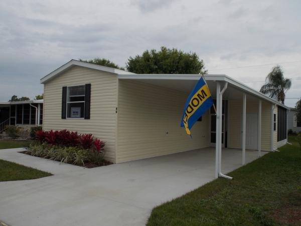 2014 Nobility Cabana III Mobile Home