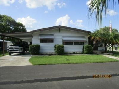 Mobile Home at 1403 Indigo Dr. Lakeland, FL 33803