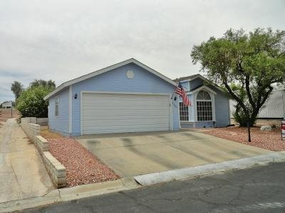 Mobile Home at 1707 Delores Ave. Henderson, NV 89074