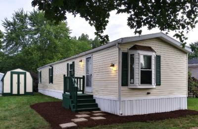 Mobile Home at 223 Lake Shore Circle Oxford, MI 48371