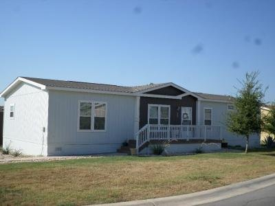 Mobile Home at 7460 Kitty Hawk Rd. Site 427 Converse, TX 78109
