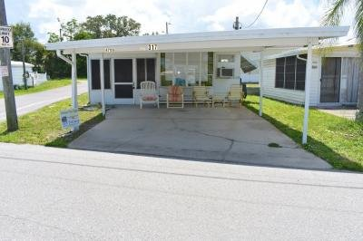 Mobile Home at 4699 Continental Drive, Lot 317 Holiday, FL 34690