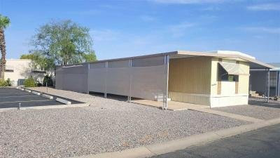 Mobile Home at 8780 E Mckellips Rd #90 Scottsdale, AZ 85257