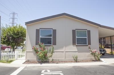 Mobile Home at 1616 S. Euclid St., Sp#102 Anaheim, CA 92808