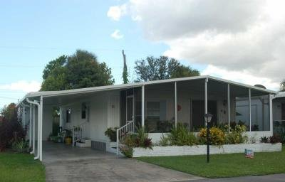 Mobile Home at 31 Fletcher Drive North Fort Myers, FL 33903