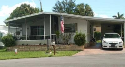 Mobile Home at 33 Fletcher Drive North Fort Myers, FL 33903