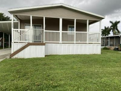 Mobile Home at 13460 S. W. 6Th Place Davie, FL 33325