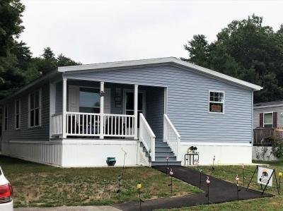 Mobile Home at 35 Fairview Drive Lisbon, ME 04250