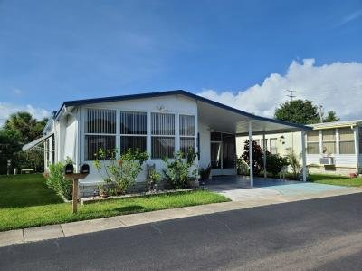 Mobile Home at 6020 Easy Dr. Port Richey, FL 34668