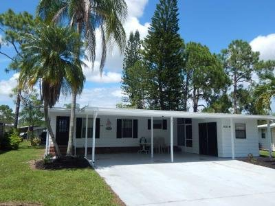 Mobile Home at 19213 Indian Wells Ct. North Fort Myers, FL 33903