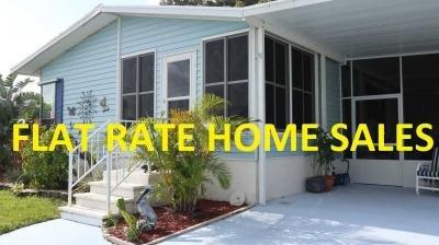 Mobile Home at 439 Bimini Cay Vero Beach, FL 32966