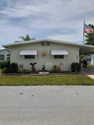 Mobile Home at 5715 Clubhouse Dr New Port Richey, FL 34653
