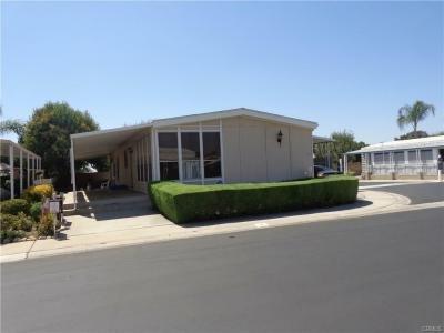 Mobile Home at 626 N. Dearborn St #107 Redlands, CA 92374