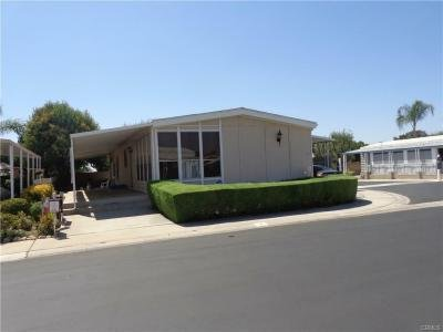 Mobile Home at 626 North Dearborn Space #1 Redlands, CA 92374