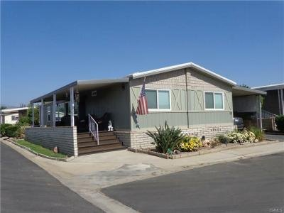 Mobile Home at 1251 E. Lugonia Space #50 Redlands, CA 92374