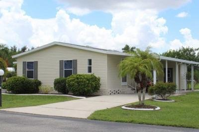 Mobile Home at 3870 Golf Cart Dr North Fort Myers, FL 33917
