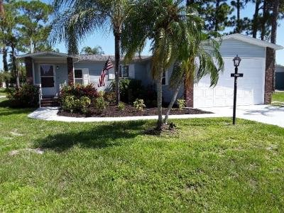 Mobile Home at 19686 Eagle Trace Ct., #20I North Fort Myers, FL 33903