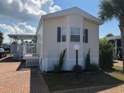Mobile Home at 1957 Allison Ave. Site 155 Panama City Beach, FL 32407