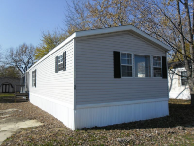 Mobile Home at 1848 Kathy St. Greenwood, IN 46143