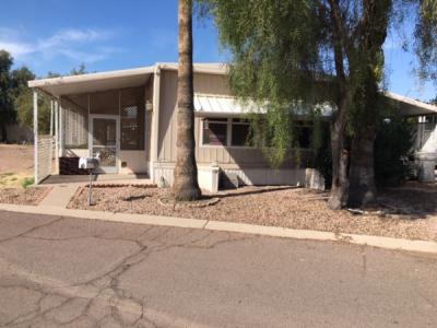 Mobile Home at 701 S. Dobson Rd. Lot 263 Mesa, AZ 85202