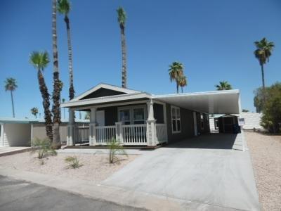 Mobile Home at 3104 E. Broadway, Lot #9 Mesa, AZ 85204