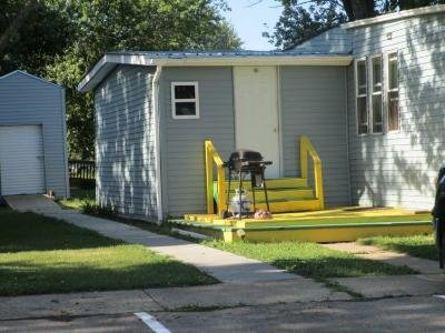 Mobile Home at 32200 45Th Street #123 Burlington, WI 53105