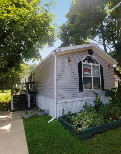 Mobile Home at 2856 W. Carlton Rd. Lot 57 Hillsdale, MI 49242