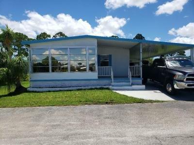 Mobile Home at 60 Salem Drive Vero Beach, FL 32966
