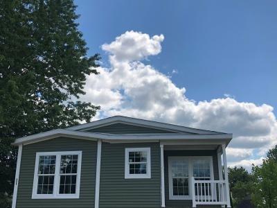 Mobile Home at 6655 Jackson Rd. Lot #806 Ann Arbor, MI 48103