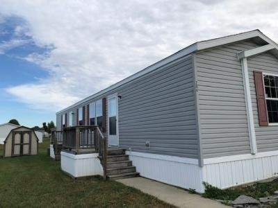 Mobile Home at 206 Pebble Creek Drive Greenwood, IN 46143
