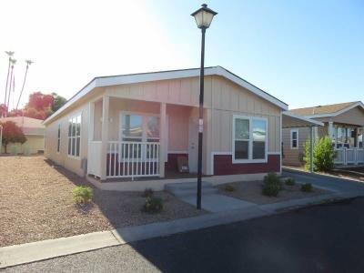 Mobile Home at 10960 N 67Th Ave #105 Glendale, AZ 85304