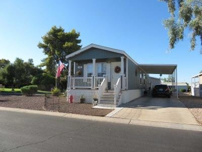 Mobile Home at 6960 W. Peoria Avenue #115 Peoria, AZ 85345