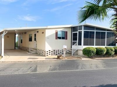 Mobile Home at 1375 Pasadena Avenue, Lot 646 South Pasadena, FL 33707