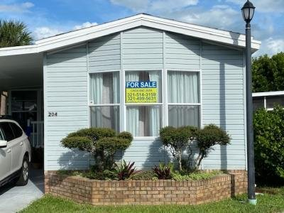 Mobile Home at 204 Ponce De Leon Drive Indialantic, FL 32903