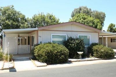 Mobile Home at 601 N. Kirby St Sp # 348 Hemet, CA 92545
