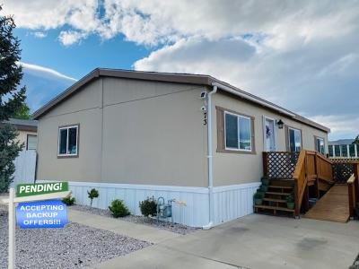 Mobile Home at 200 James Ct #73 Mound House, NV 89706