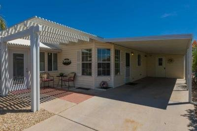 Mobile Home at 2550 S Ellsworth Rd #427 Mesa, AZ 85209
