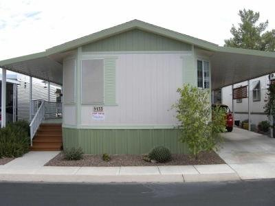 Mobile Home at 8401 S. Kolb Rd #133 Tucson, AZ 85756