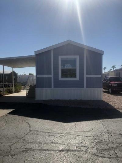 Mobile Home at 15606 S Gilbert Rd Space 137 Chandler, AZ 85249