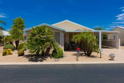 Mobile Home at 2550 S Ellsworth Rd #493 Mesa, AZ 85209