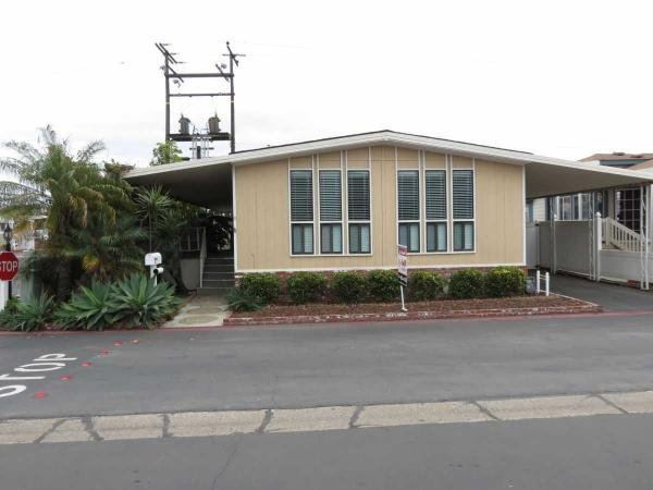 1983  Mobile Home For Sale