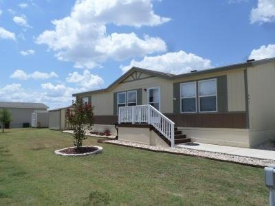 Mobile Home at 7460 Kitty Hawk Rd. Site 441 Converse, TX 78109