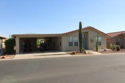 Mobile Home at 7373 E Us Hwy 60 #252 Gold Canyon, AZ 85118