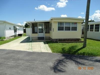 Mobile Home at 7400 46Th Ave N Lot 213 Saint Petersburg, FL 33709