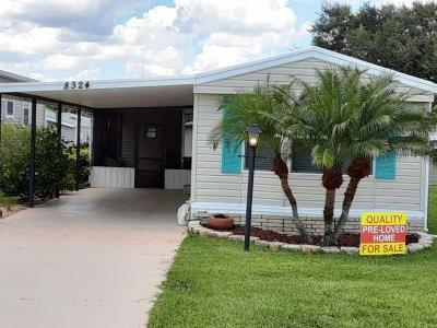 Mobile Home at 8324 Cooper Rd. Sebring, FL 33870