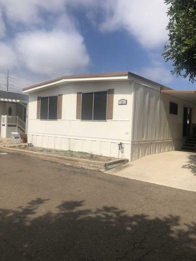 Mobile Home at 121 Orange Ave 11 Chula Vista, CA 91910