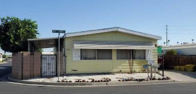 Mobile Home at 724 45Th Street Bakersfield, CA 93301